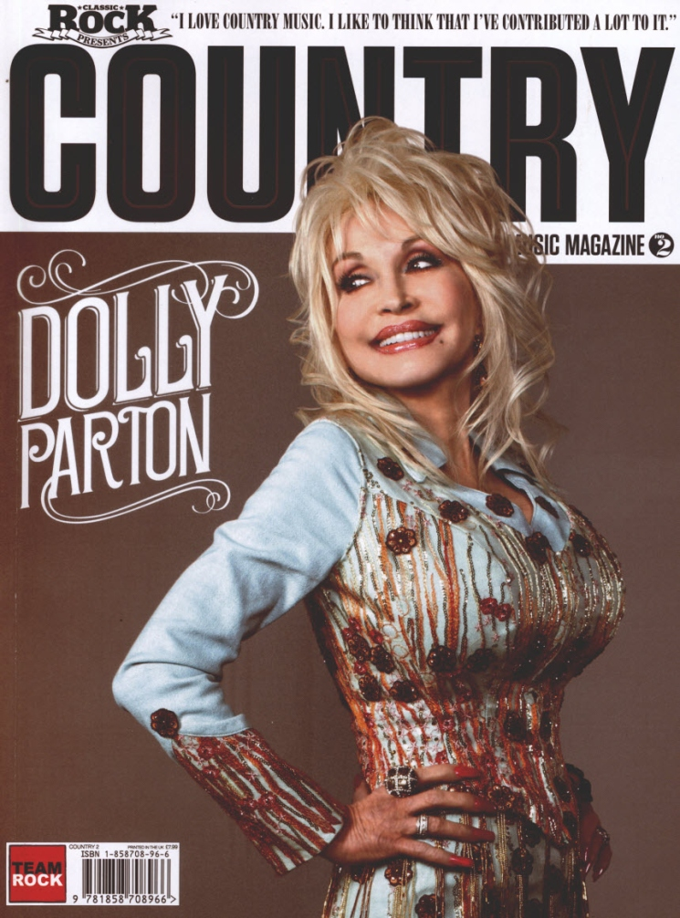 DOLLY; Country Cover 1.1.14