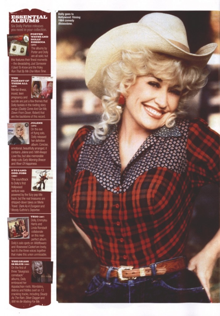 DOLLY; Country Feature Page 7 1.1.14